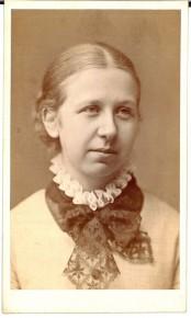 Bilde av Helene-Lassen,bildet utlånt av familien