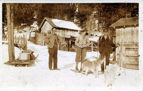 Bilde fra Fagervoll 1932