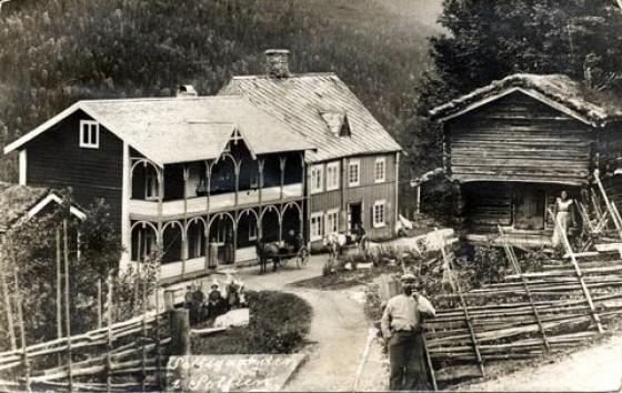 Bilde av Gl bilde fra Solligarden