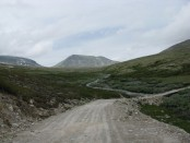 Bilde av Skjellådalen mot Skjellåkinn. Foto Berit Gomnæs