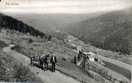 Bilde av Solligarsen-Dalbakken