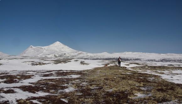 Bilde av Rondane Påsken 2011 - Sølnkletten panorama Hans Olav Strandenæs