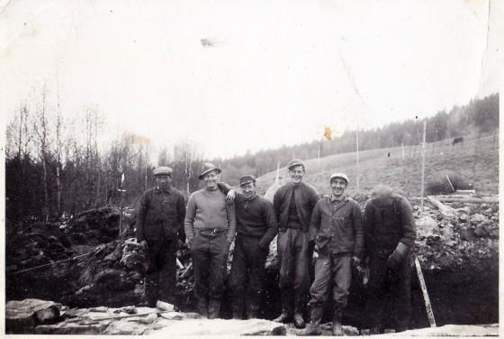 Bilde av arbeidsgjeng