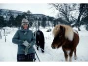 Tina stiller ut på Lillehammer