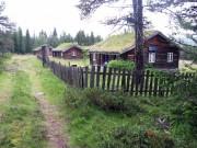 Setra til garden Søre Finstad