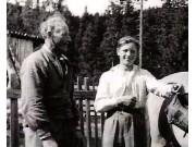 Setra til Søre Finstad - Edvind Finstad forteller