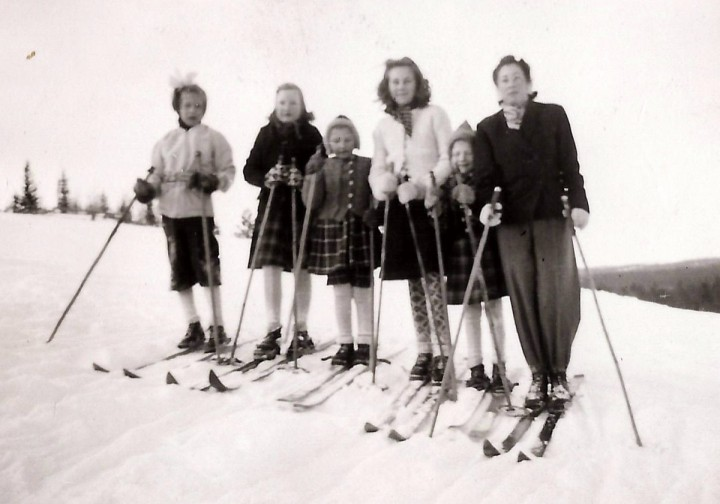 11 1206 skiløpere jenter