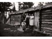 Gamle bilder fra setra til Nordre Finstad