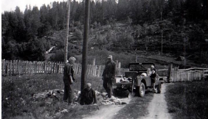 Bilde utlånt av Synnøve Karlstad
