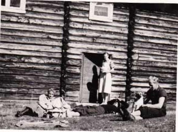 PÅ Holtet sommeren 1944
