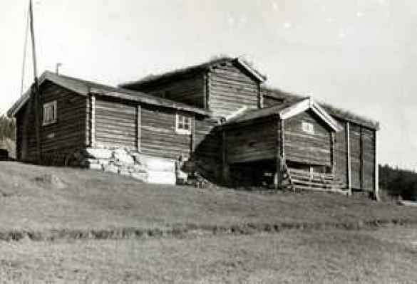 amperhaugen 1934,driftsbygningen
