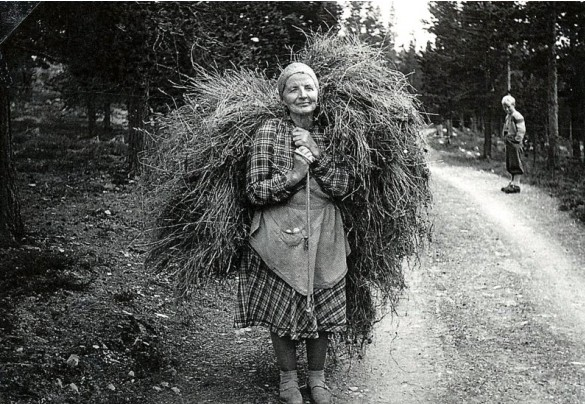 Hanna Nyhus foto Gustav Heiberg