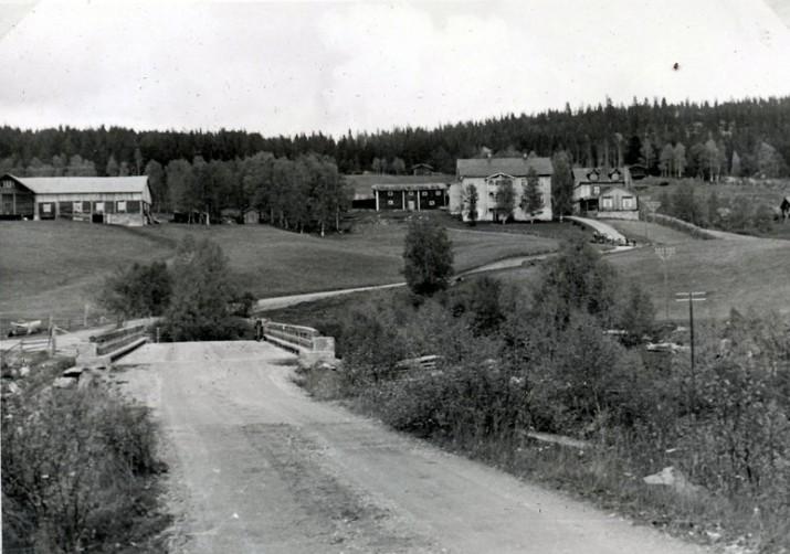 Atnbrua foto Gustav Heiberg