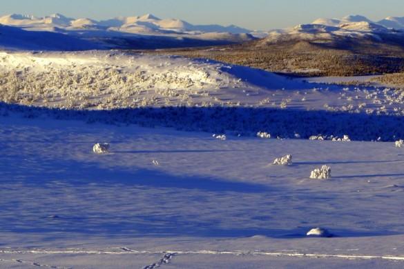 Desemberfjell foto Torstein Storaas