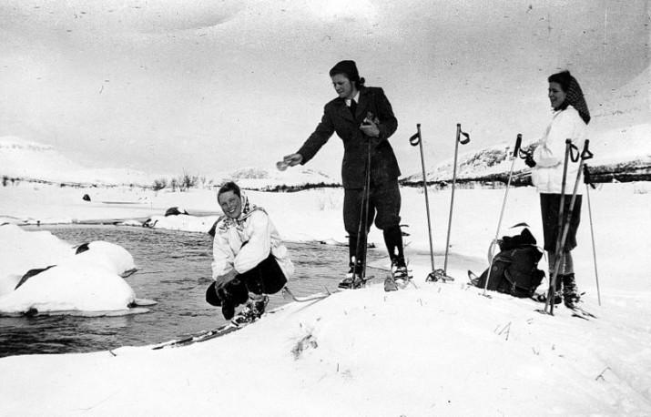 Holmsjøen 1947