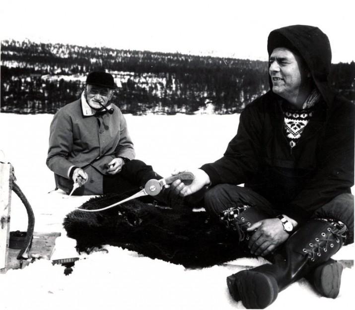 Sverre og Bjørn Viken-R