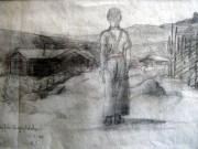 Tegninger med motiver fra Utisetra