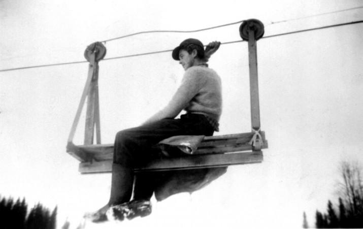Bilde av bruk av stol.