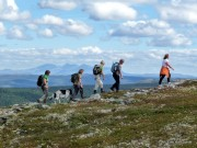Sollia Turlag har overnattingstur fra Straumbu - Bjørnhollia - Rondetunet i helga