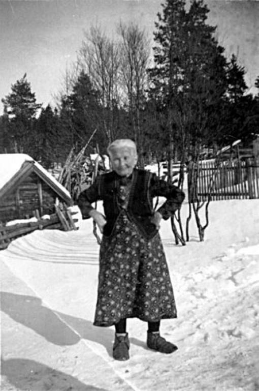Bilde av Helenae Nyhus foto Rolf Øvergaard