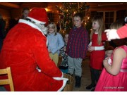 Juletrefest og skoleavslutning på Jomsborg