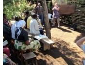 Geitebonde  møtte geitebønder