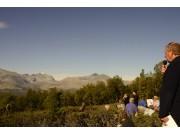 Hvordan ble Rondane så vakre?