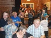 Bilder fra festen på Jomsborg