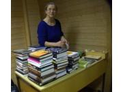 Biblioteket på Sollia skole