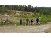 Jaktfelt på Mogrenda 2.pinsedag