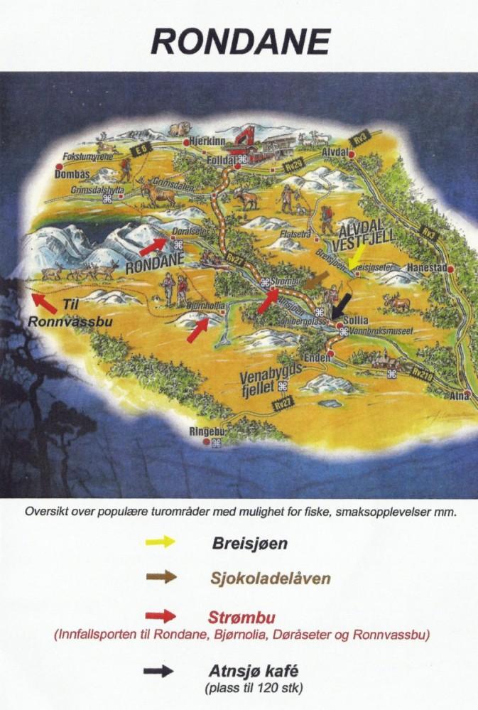 Atnasjø Fjellstue - side 3