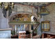 Restaureringsarbeidet i Sollia kirke har startet
