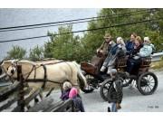 Foran Fossedagene: Hesteskyss på lørdag