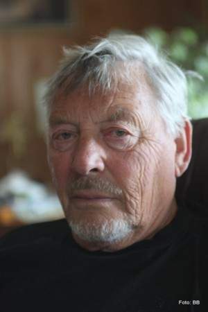 Edvin Finstad har mye på hjerte når han skrur tidsbildet 70 år tilbake.