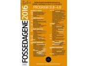 Program Fossedagene 2016