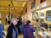 Flere bilder fra åpningen av utstillingen