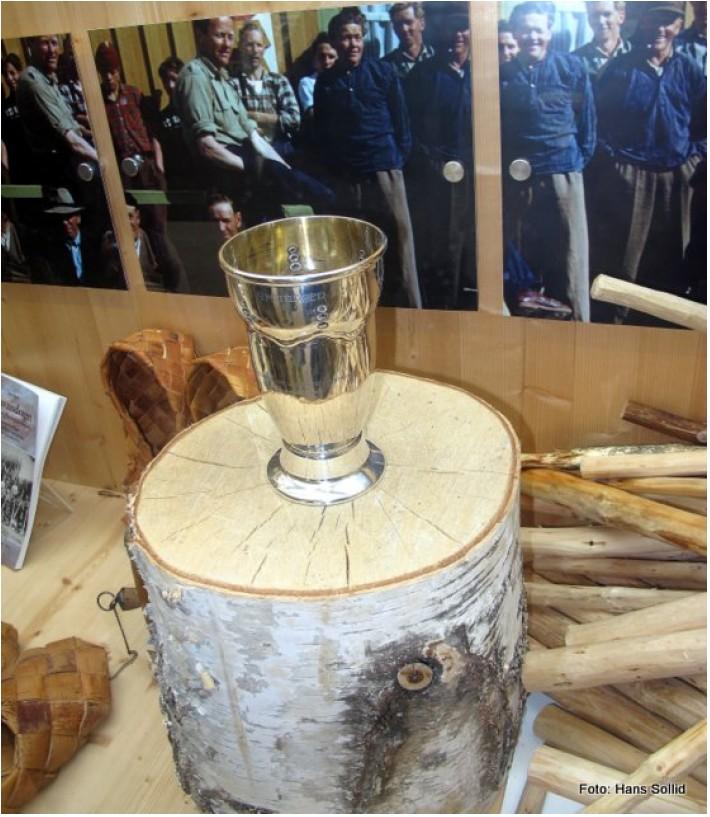 Pokalen til Knut Amundsen Lien