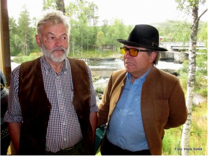 Programkomiteen v/ Bjørn Brænd og Jo Øvergaard