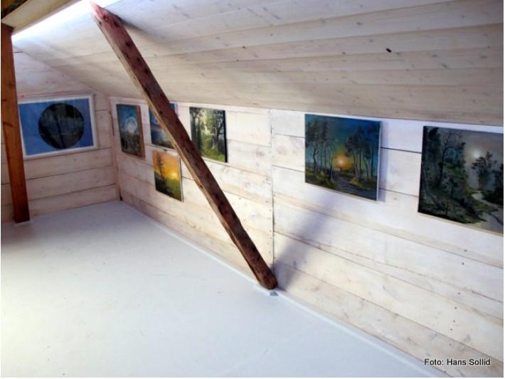 Fra galleriet
