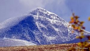Høgronden - en fantastisk pyramide