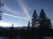 Trafikk på himmelen