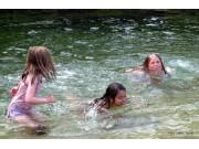 Tidlig start på badesesongen