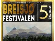 Klart for Breisjøfestivalen