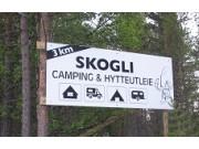 Skogli Camping på offensiven