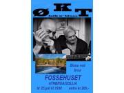 Blueskonsert I Fossehuset