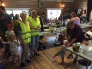 Loppemarked på Jomsborg