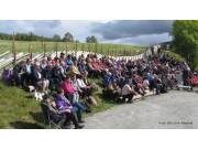 Fossedagene: folksamt under fossen