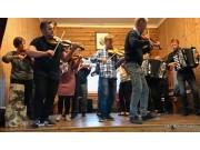Fossedagene: spelemannsmusikk av høgste kvalitet på Jomsborg