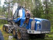 Fossedagene: Skogdagen fredag hos Mathiesen Atna AS i Skjærdingfjellia