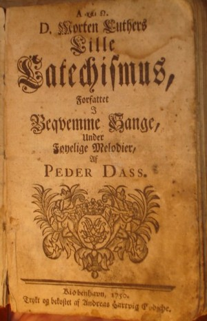 1-18 0307 Peter Dass Katekisme_Tittelblad  1750